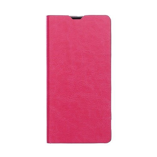 Amdrup Huawei Mate 8 Nahkakotelo Standillä Kuuma Pinkki