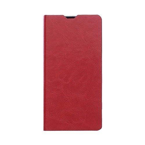 Amdrup Huawei Mate 8 Nahkakotelo Standillä Punainen