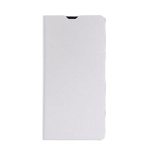 Amdrup Huawei Mate 8 Nahkakotelo Standillä Valkoinen
