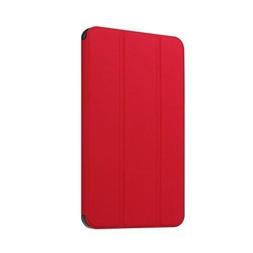 Amdrup Huawei Mediapad T1 7.0 Nahkakotelo Standillä Punainen