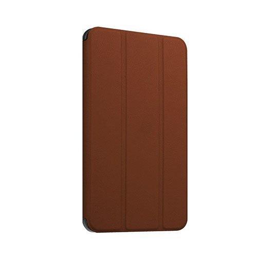 Amdrup Huawei Mediapad T1 7.0 Nahkakotelo Standillä Ruskea
