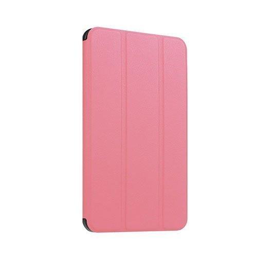 Amdrup Huawei Mediapad T1 7.0 Nahkakotelo Standillä Vaalea Pinkki