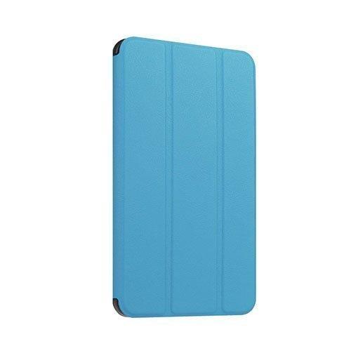 Amdrup Huawei Mediapad T1 7.0 Nahkakotelo Standillä Vaaleansininen