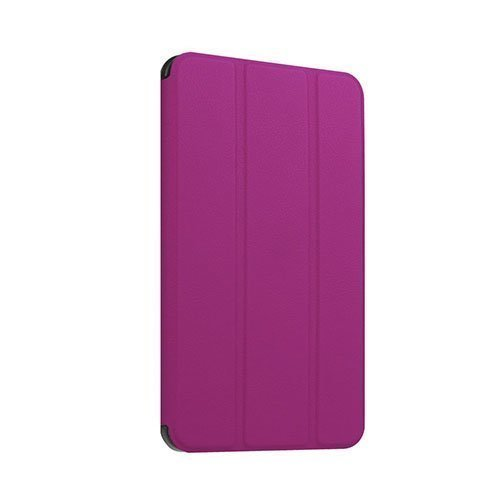 Amdrup Huawei Mediapad T1 7.0 Nahkakotelo Standillä Violetti