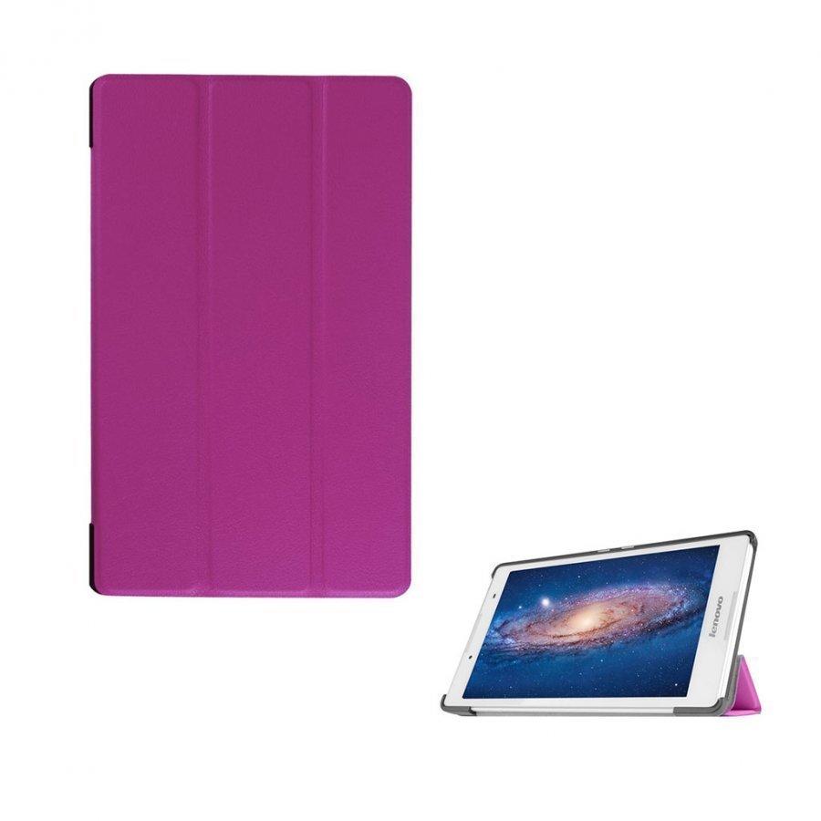 Amdrup Lenovo Tab 3 8.0 Nahkakotelo Standillä Violetti