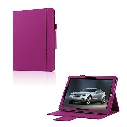 Amdrup Microsoft Surface 3 Nahka Kääntökotelo Violetti