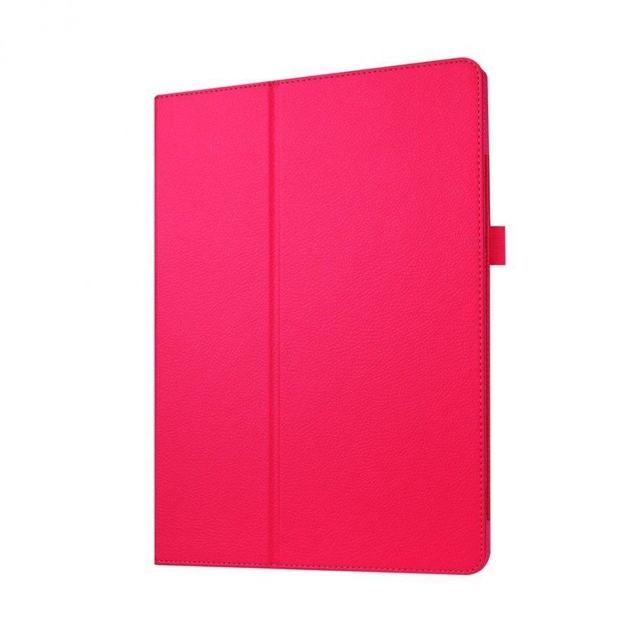 Amdrup Microsoft Surface Pro 4 Litsi Pintainen Nahkakotelo Kuuma Pinkki