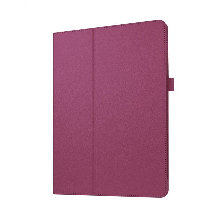 Amdrup Microsoft Surface Pro 4 Litsi Pintainen Nahkakotelo Violetti