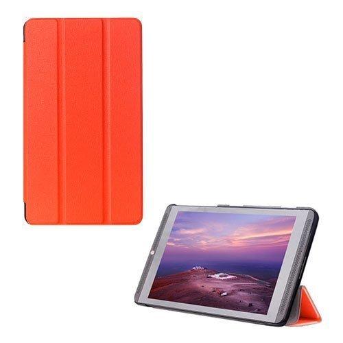 Amdrup Nvidia Shield K1 Nahkakotelo Standillä Oranssi