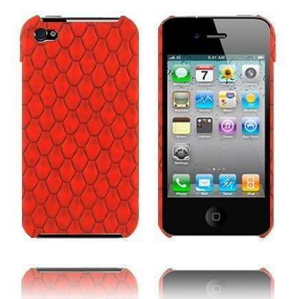 Amor Punainen Iphone 4 Suojakuori