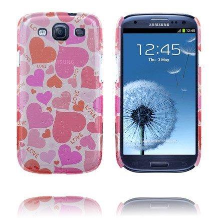 Amy's Garden Ver. 11 Samsung Galaxy S3 Suojakuori