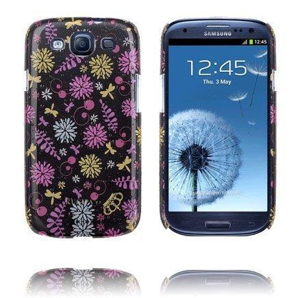 Amy's Garden Ver. 3 Samsung Galaxy S3 Suojakuori