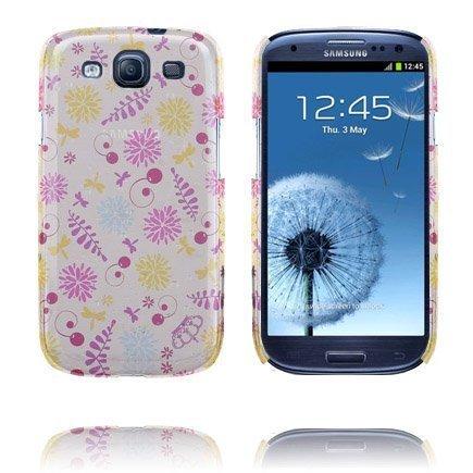 Amy's Garden Ver. 7 Samsung Galaxy S3 Suojakuori