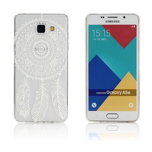 Ancher Samsung Galaxy A5 2016 Silikonikuori Sulka Unensieppaaja