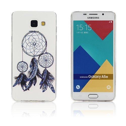 Ancher Samsung Galaxy A5 2016 Silikonikuori Unensieppaaja
