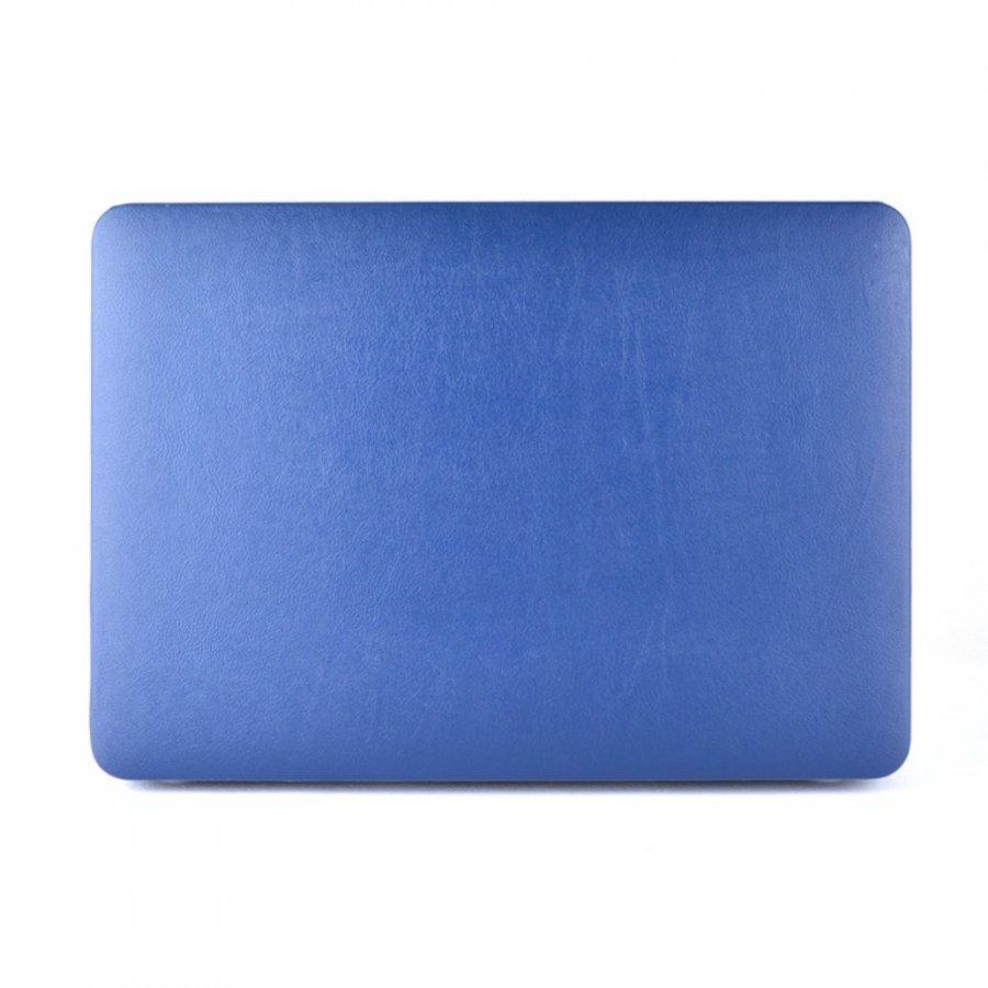 """Ancker Nahkainen Macbook Air 13.3"""" Kuori Tumma Sininen"""