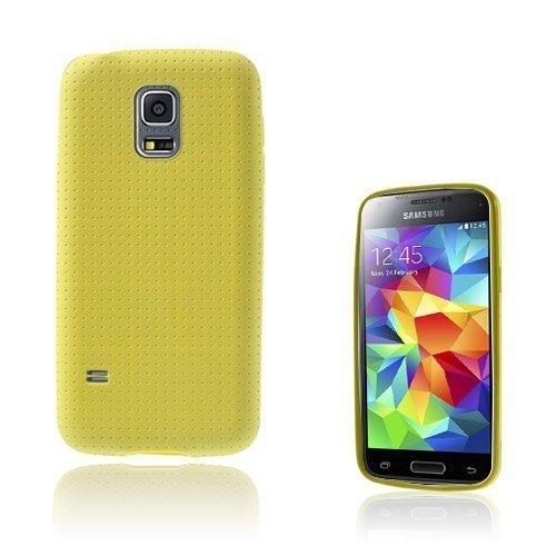 Andersen Keltainen Samsung Galaxy S5 Mini Suojakuori
