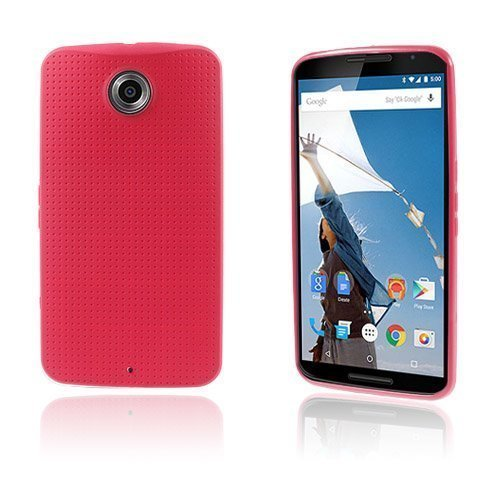 Andersen Kuuma Pinkki Motorola Nexus 6 Suojakuori