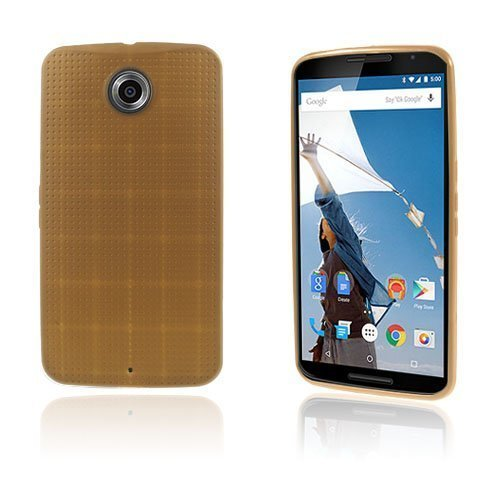 Andersen Ruskea Motorola Nexus 6 Suojakuori