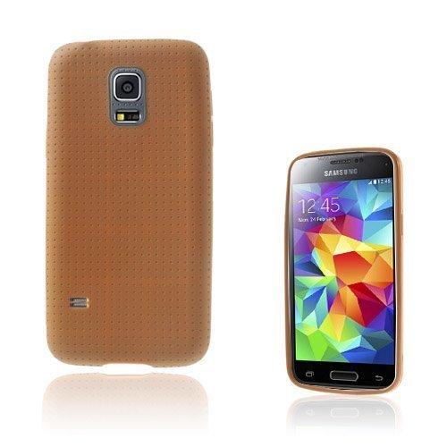 Andersen Ruskea Samsung Galaxy S5 Mini Suojakuori