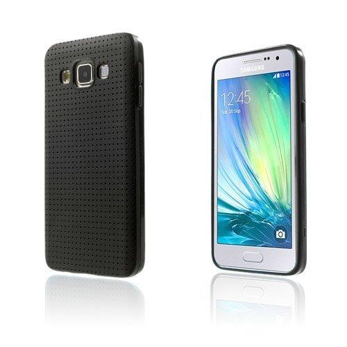 Andersen Samsung Galaxy A3 Suojakuori Musta
