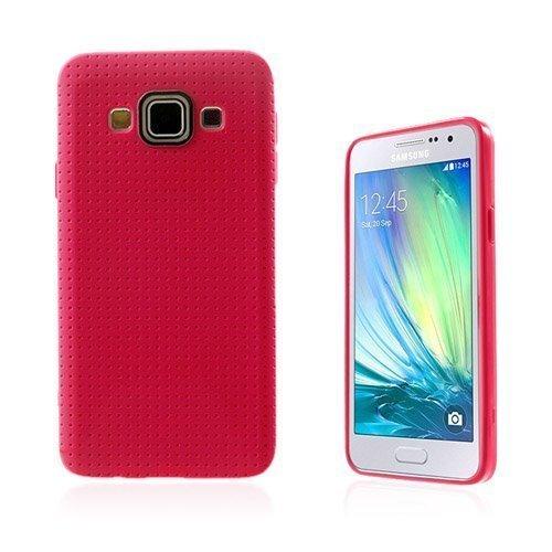 Andersen Samsung Galaxy A5 Suojakuori Kuuma Pinkki