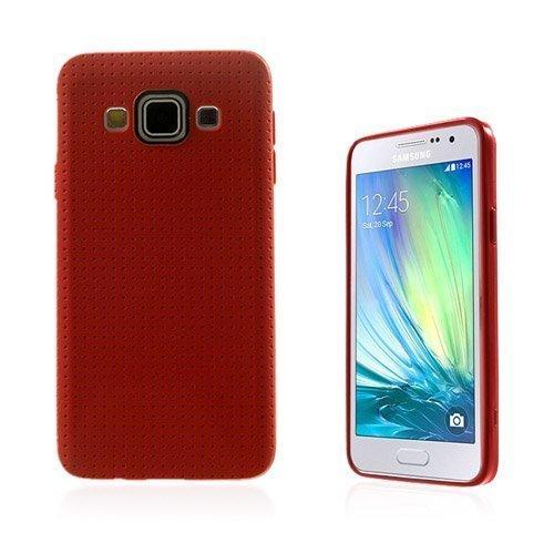 Andersen Samsung Galaxy A5 Suojakuori Punainen