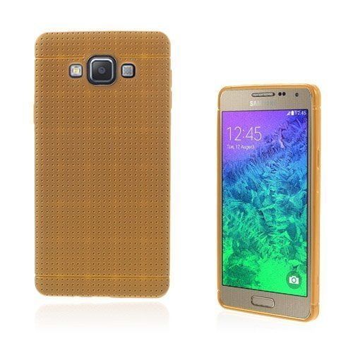 Andersen Samsung Galaxy A7 Suojakuori Kulta