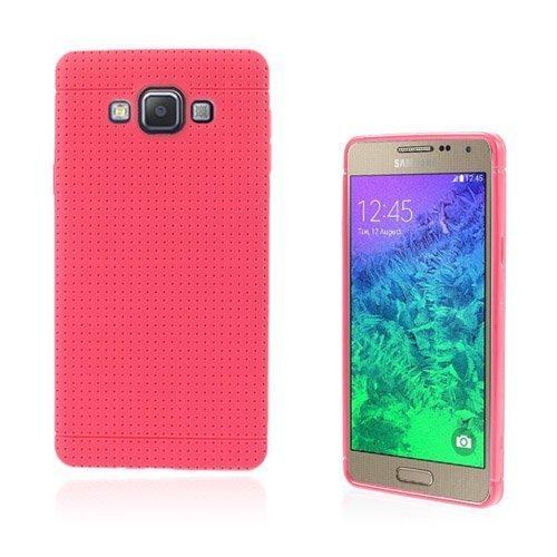 Andersen Samsung Galaxy A7 Suojakuori Kuuma Pinkki