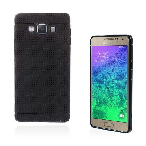 Andersen Samsung Galaxy A7 Suojakuori Musta