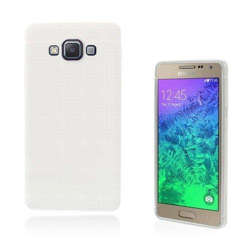 Andersen Samsung Galaxy A7 Suojakuori Valkoinen