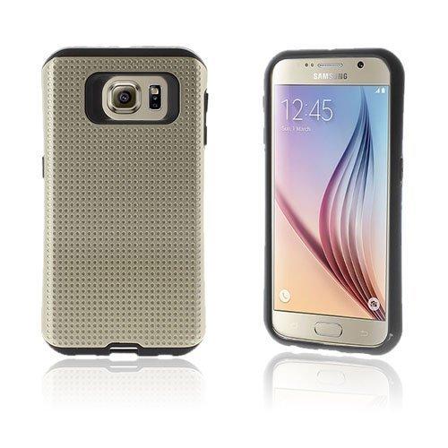 Andersen Samsung Galaxy S6 Suojakuori Kullankeltainen
