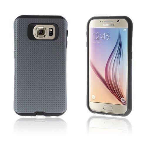 Andersen Samsung Galaxy S6 Suojakuori Tummanharmaa