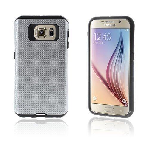 Andersen Samsung Galaxy S6 Suojakuori Vaaleanharmaa