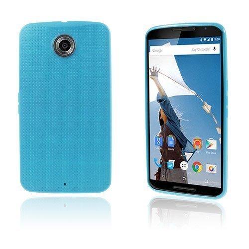 Andersen Sininen Motorola Nexus 6 Suojakuori