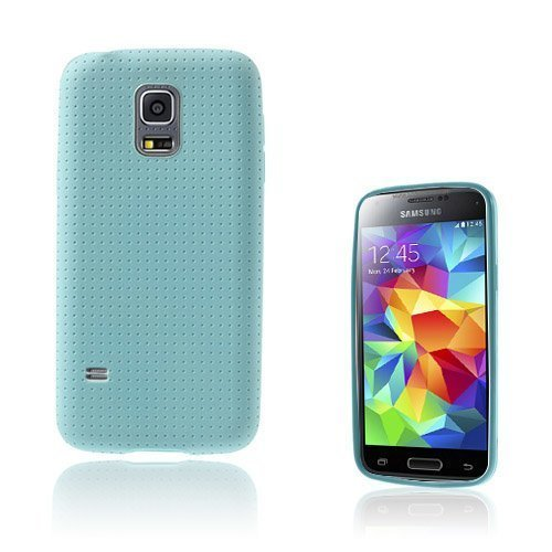 Andersen Vaalea Sininen Samsung Galaxy S5 Mini Suojakuori