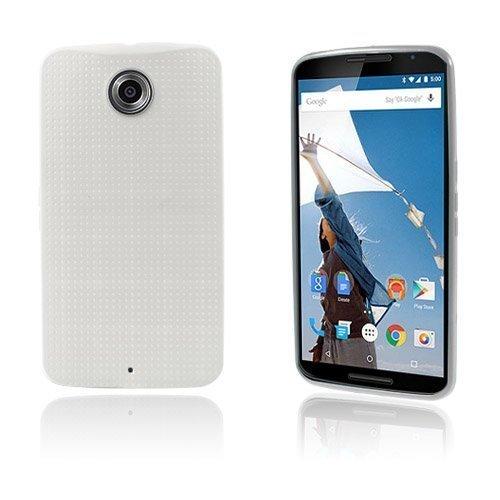 Andersen Valkoinen Motorola Nexus 6 Suojakuori