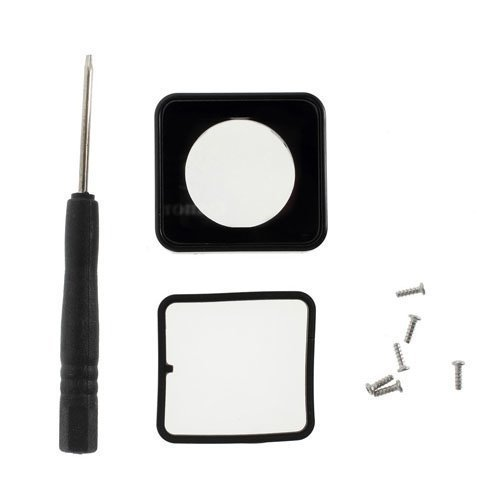 Anti-Scratch Lens Protector And Tools Gopro Hero4 3+