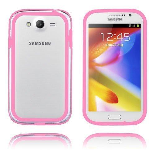 Anti-Shock Pinkki Samsung Galaxy Grand Duos Bumper