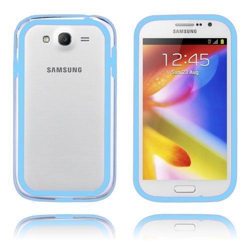 Anti-Shock Vaaleansininen Samsung Galaxy Grand Duos Suojakehys