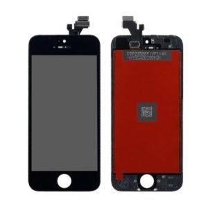 Apple Iphone 5 Näyttö Musta