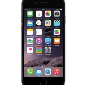 Apple Iphone 6 32 Gt Space Grey Puhelin