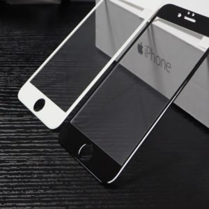 Apple Iphone 6 / 6s Panssarilasi 3d Full Cover Valkoinen