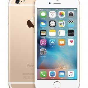 Apple Iphone 6s 64gb Gold Puhelin