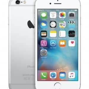 Apple Iphone 6s 64gb Silver Puhelin