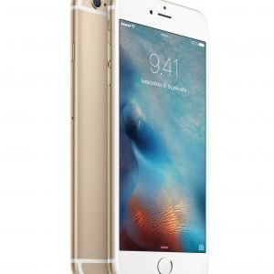 Apple Iphone 6s Plus 128 Gt Gold Puhelin