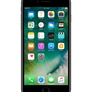 Apple Iphone 7 Plus 32 Gt Black Puhelin