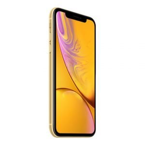 Apple Iphone Xr 256 Gt Yellow Puhelin