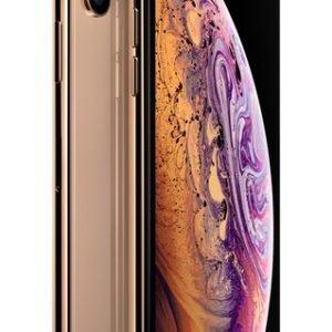 Apple Iphone Xs 64gb Gold Puhelin