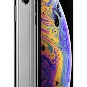 Apple Iphone Xs 64gb Silver Puhelin